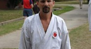Karate bemutató, Letenye
